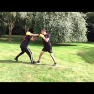 Dynamic Defence & Upper Arm Conditioning