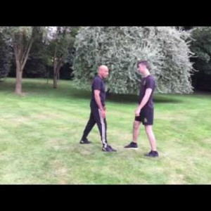 High-Low Forearm Conditioning